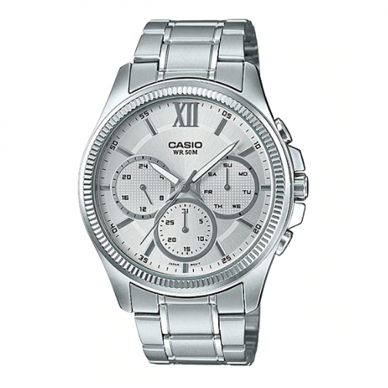 Casio Chronograph Watch for Men MTP E315D-7AVDF