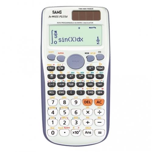 SAMS FX 991ES Plus d Scientific Calculator