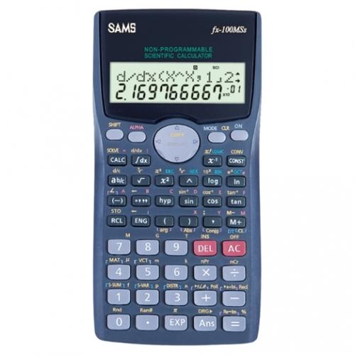 SAMS Fx-100 MSs Scientific Calculator