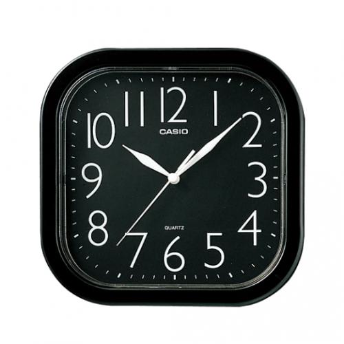 Casio Analog Wall Clock IQ 02S-1DF