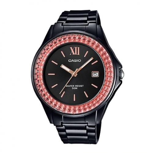 Casio Watch for Women LX 500H-1EVDF