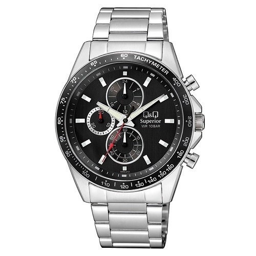 Q&Q S394J212Y Chronograph Superior Watch For Men