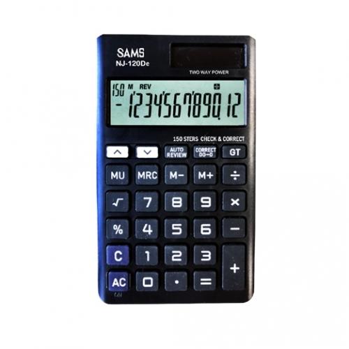 SAMS Nj 120de Mini Calculator