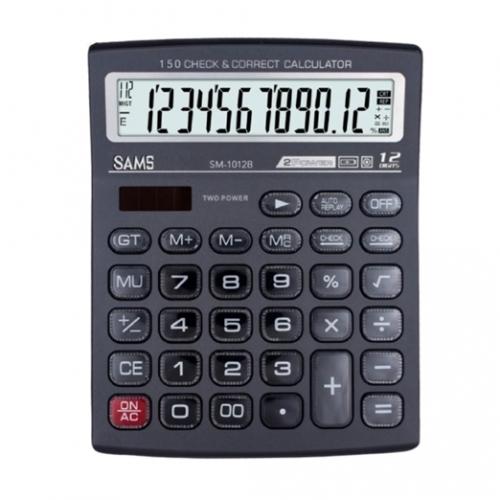 SAMS 1012B Desktop or Office Calcuator