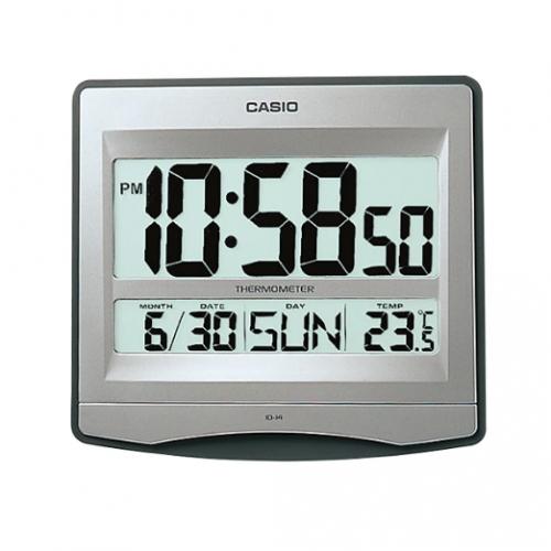 Casio Digital Wall Clock ID 14S-8DF