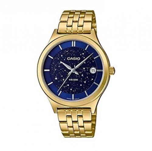 Casio Watch For Women LTP E141G-2AVDF