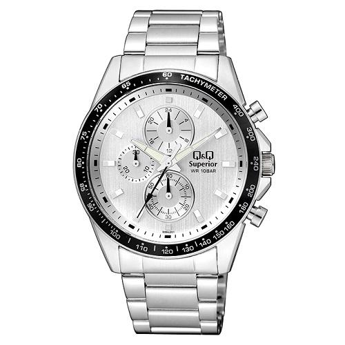 Q&Q S394J201Y Chronograph Superior Watch For Men